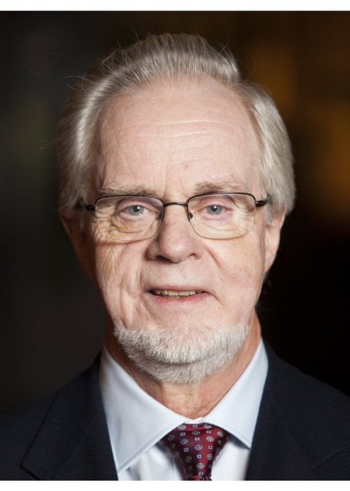 Image: Profile picture of Ole M. Sejersted