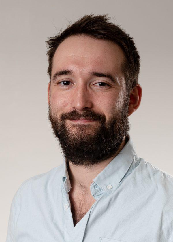 Image: Profile picture of Bård Andre Bendiksen