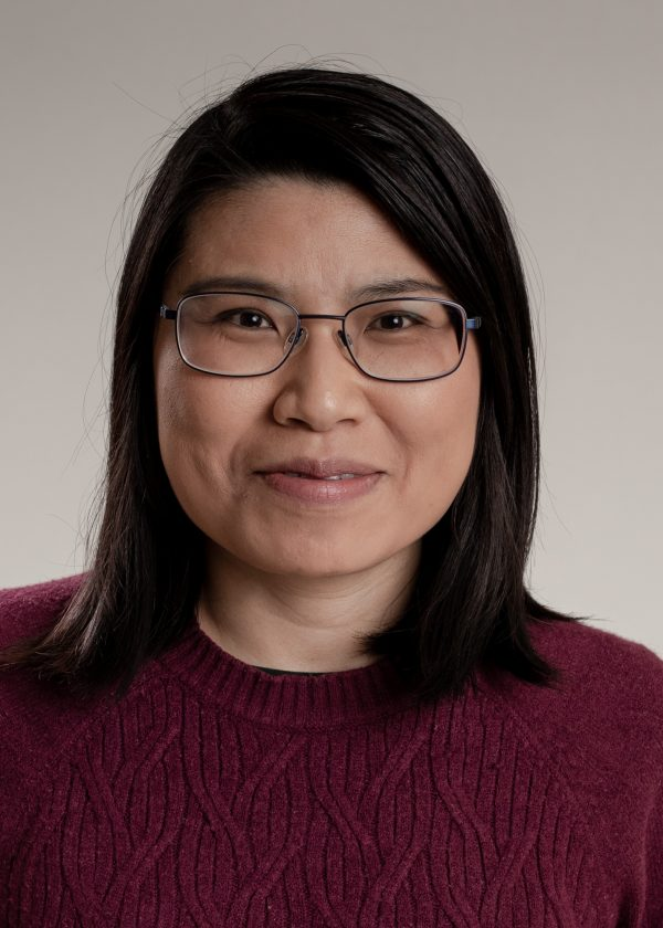 Image: Profile picture of Lili Zhang