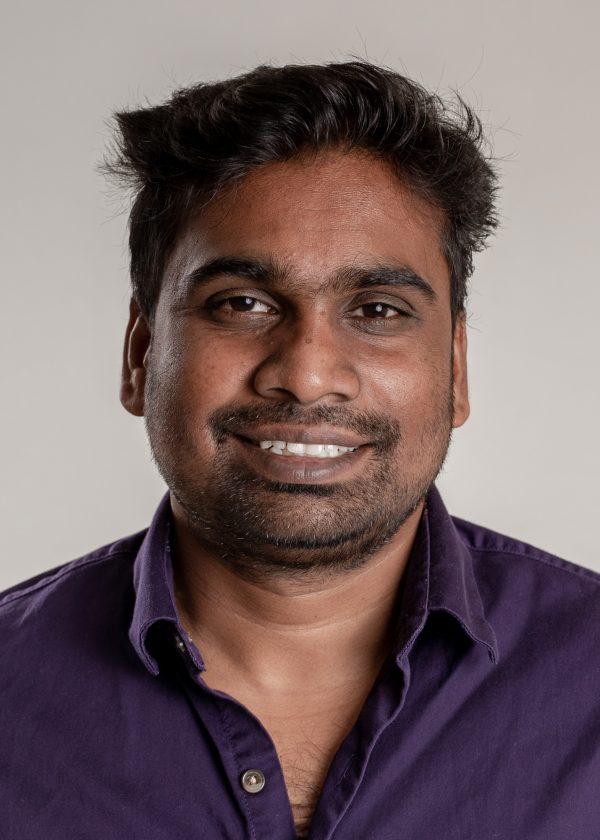 Image: Profile picture of Pugazendi (Pugal) Murugan Erusappan