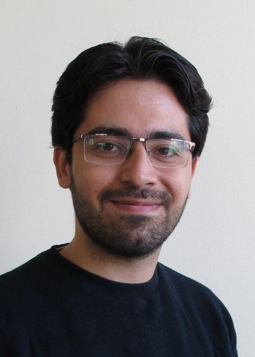 Image: Profile picture of Reza Parvan